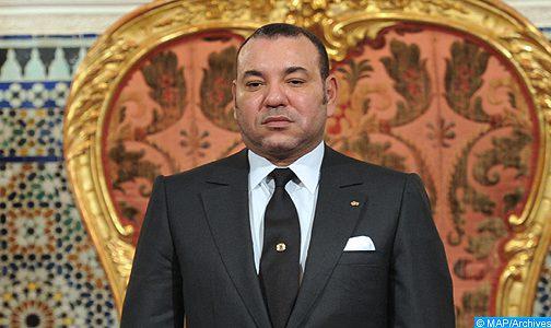 رئيس مجلس النواب يمثل الملك في مراسيم تنصيب رئيس الباراغواي الجديد
