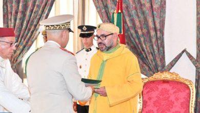 Photo of عيد العرش المجيد .. جلالة الملك يتلقى التهاني من أسرة القوات المسلحة الملكية