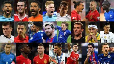 "Photo of الفيفا تكشف عن لائحة الأسماء المتصارعة على جائزة أفضل لاعب ""The Best"""