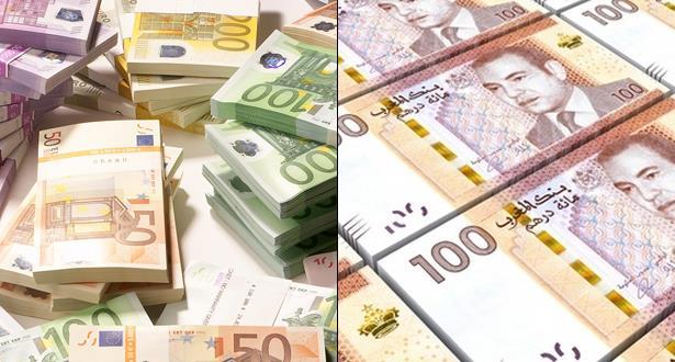 أسعار صرف العملات الأجنبية مقابل الدرهم الأربعاء 11 يوليوز