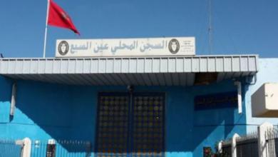 Photo of سجن عين السبع: معتقل على خلفية أحداث الحسيمة ينفي صلته بتسجيل صوتي متداول