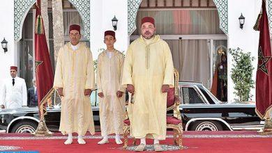 Photo of الملك محمد السادس يترأس بطنجة حفل استقبال بمناسبة عيد العرش المجيد