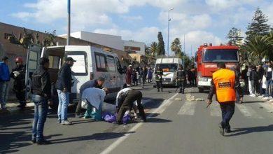 Photo of المغرب: حصيلة حوادث السير بالمناطق الحضرية خلال الأسبوع الماضي