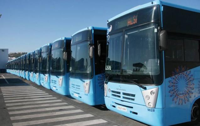 المغرب: الإعلان عن عقد بقيمة مليار يورو لتشغيل 500 حافلة في ثلاث مدن
