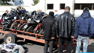 Photo of الرشيدية: اعتقال 3 من عصابة إجرامية في التزوير واستعماله لترويج الدراجات النارية المسروقة