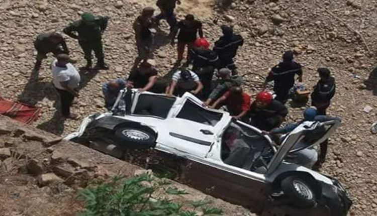فاجعة أحفير: ارتفاع عدد القتلى الى ثمانية أشخاص