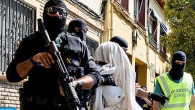 Photo of بتنسيق مع المغرب: إسبانيا تعتقل منتم لتنظيم داعش الإرهابي