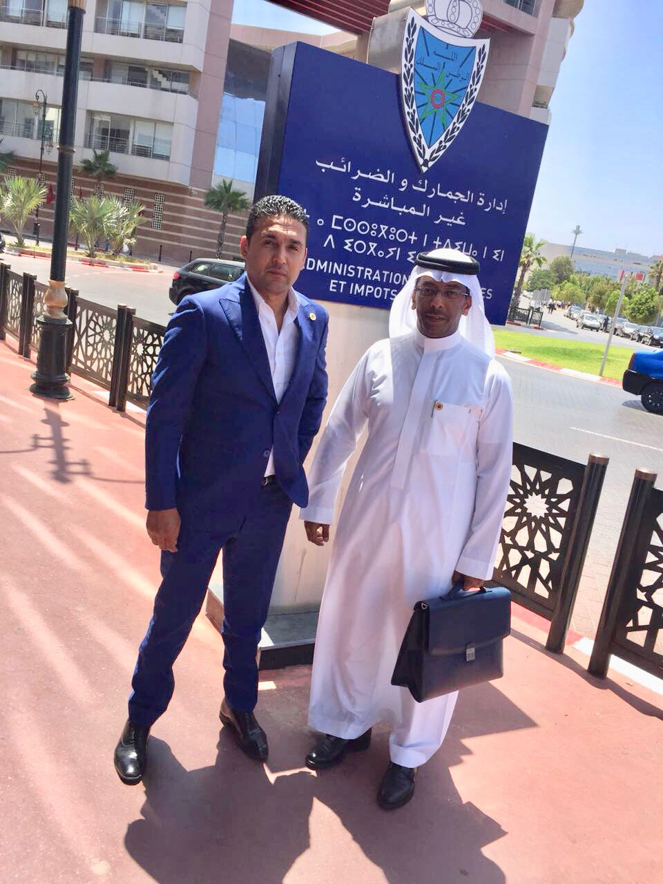 الجمارك المغربية والتخليص الجمركي العربي