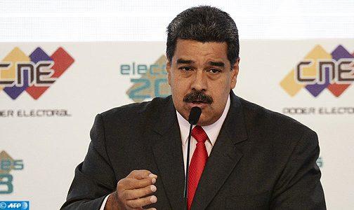مادورو ينجو من هجوم بطائرات بدون طيار تحمل متفجرات