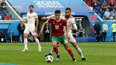 Photo of مراكش: بهذه العقوبة ادانت المحكمة اللاعب الدولي أمين حارث بعد ارتكابه حادثة سير مميتة