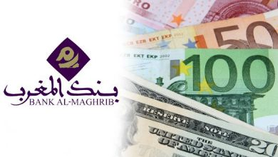 Photo of بنك المغرب : ارتفاع الدرهم مقابل الدولار وانخفاضه أمام الأورو