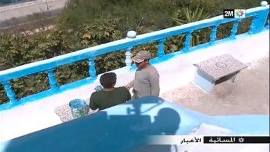 Photo of فيديو: تفاصيل هدم واغلاق مقهى الحافة بطنجة