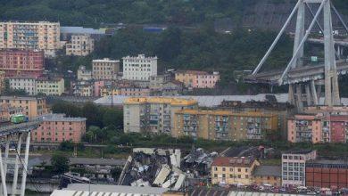 Photo of فيديو: حصيلة جديدة .. 22 قتيلا في أكثر انهيارات الجسور دموية بإيطاليا