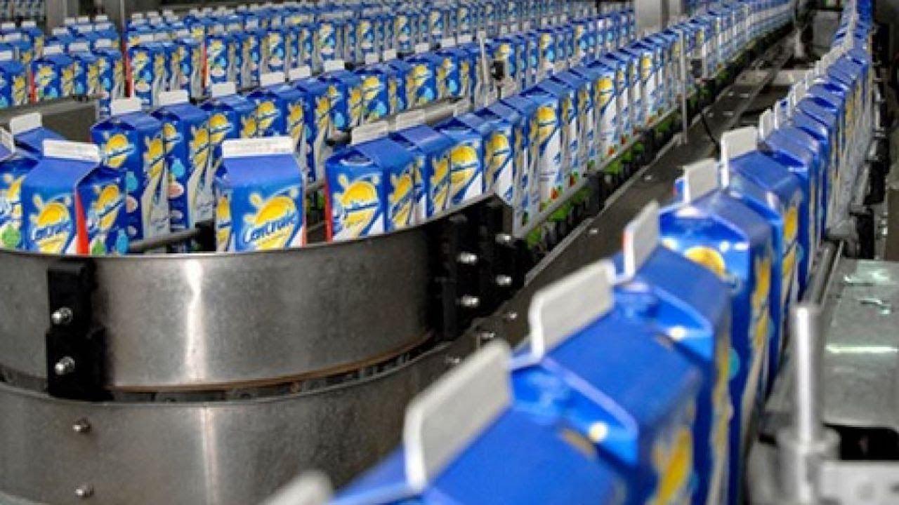 """شركة """"سنطرال"""" تحدد تاريخ إعلان السعر الجديد لمنتوج الحليب"""