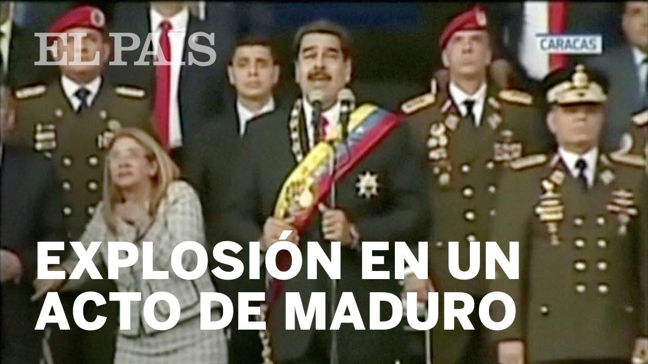فيديو: كيف تمت حماية مادورو من محاولة اغتيال بطائرات تحمل متفجرات؟