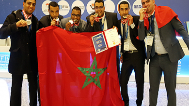 Photo of المغرب يحصد خمس ميداليات دولية في ملتقى اسطنبول الدولي للاختراعات