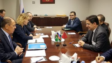 Photo of بوريطة يتباحث بنيويورك مع وزير الخارجية الروسي سيرغي لافروف