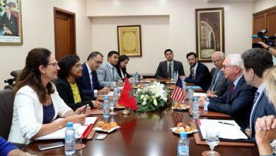 Photo of وفد أمريكي : المغرب سيظل على الدوام أحد أفضل أصدقاء الولايات المتحدة الأمريكية