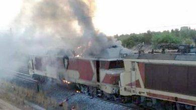 Photo of اندلاع حريق بمقدمة قطار يربط طنجة بوجدة والـ ONCF يوضح
