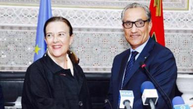Photo of وفد من البرلمانيين الأوروبيين في زيارة عمل للمغرب