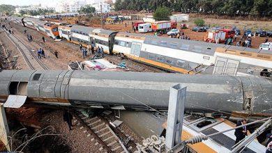 Photo of انحراف قطار ببوقنادل: سبع حالات وفاة لحد الساعة