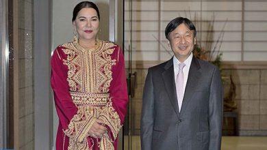 Photo of طوكيو: الأميرة للا حسناء تتباحث مع ولي عهد اليابان
