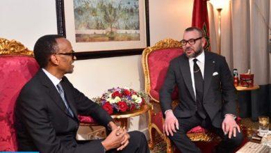Photo of الديوان الملكي: جلالة الملك يجري مباحثات هاتفية مع رئيس رواندا الرئيس الحالي للاتحاد الافريقي