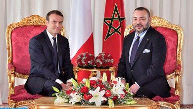 Photo of فيديو: الرئيس الفرنسي إمانويل ماكرون يحل بالمغرب