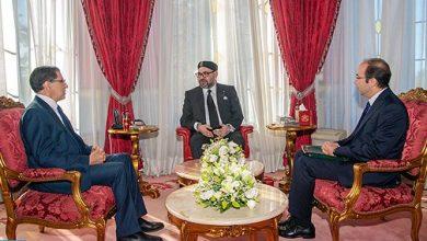 Photo of بلاغ للديوان الملكي: الملك يستقبل رئيس الحكومة ووزير الصحة