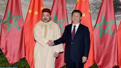 Photo of الملك يؤكد عزمه القوي على ترسيخ الشراكة الاستراتيجية الصينية المغربية