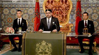 Photo of الملك في خطاب المسيرة: رجوع المغرب إلى الاتحاد الإفريقي نابع من الإلتزام بالإنخراط في الدينامية التنموية التي تعرفها القارة