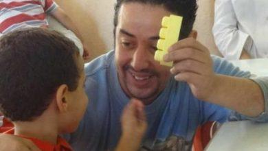 Photo of الممثل طارق البخاري يعلن وفاة ابنه
