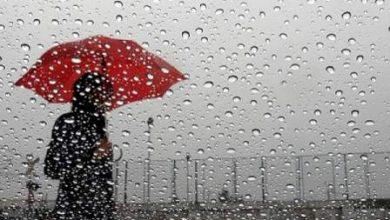 Photo of أحوال الطقس غدا الخميس.. أمطار مرتقبة في بعض المناطق