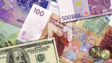 Photo of أسعار صرف العملات الأجنبية مقابل الدرهم