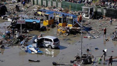 Photo of إندونيسيا.. التسونامي يجبر أزيد من 17 ألف شخص على الفرار من منازلهم