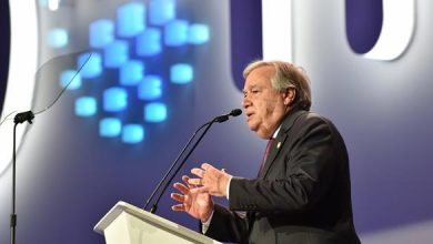 Photo of الأمين العام للأمم المتحدة يحث على اتباع مسار الميثاق العالمي للهجرة المعتمد في مراكش