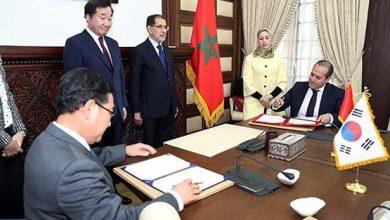 Photo of تفاصيل اتفاقيات التعاون الست الموقعة بين المغرب وكوريا الجنوبية