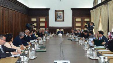 Photo of جدول أعمال مجلس الحكومة الخميس 03 يناير 2019