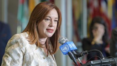 "Photo of رئيسة الجمعية العامة للأمم المتحدة تجدد الإعراب عن شكرها للمغرب على ""التنظيم المحكم"" لمؤتمر مراكش حول الهجرة"