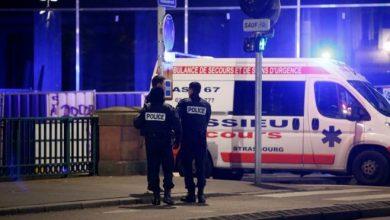 Photo of هجوم ستراسبورغ: اعتقال ثلاثة اشخاص و الحكومة الفرنسية ترفع مستوى الـتأهب الأمني