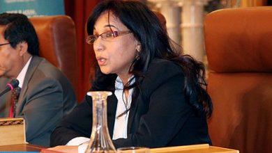 Photo of بوعياش تؤكد عزمها على العمل على تفعيل المقتضيات الدستورية في مجال حقوق الإنسان