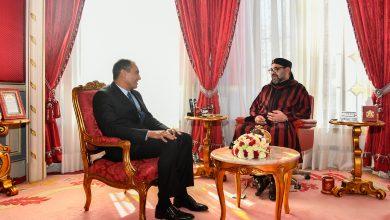 Photo of بلاغ للديوان الملكي: الملك يستقبل ويعين الرئيس الجديد للمجلس الاقتصادي والاجتماعي والبيئي