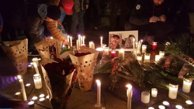 Photo of فاجعة إمليل.. مغاربة الدنمارك يقيمون تأبينا صامتا للضحيتين