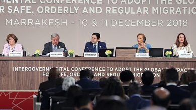 Photo of مراكش: افتتاح أشغال المؤتمر الحكومي الدولي لاعتماد الاتفاق العالمي للهجرة