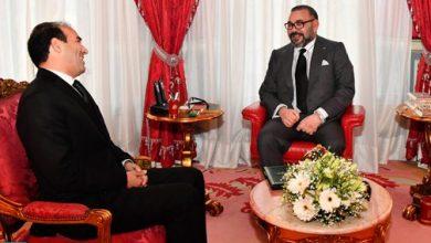 Photo of الملك محمد السادس يستقبل محمد بنعليلو  ويعينه في منصب الوسيط