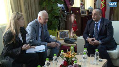 Photo of مباحثات مغربية روسية لتعزيز التعاون في مجال الاعلام الرقمي
