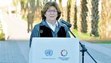 Photo of اربور: اتفاق مراكش سيكون مرجعا لجميع المبادرات المستقبلية حول الهجرة