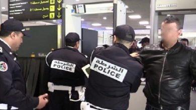 Photo of أمن مطار محمد الخامس يعتقل مواطن جزائري مبحوث عنه دوليا بتهمة تمويل الإرهاب