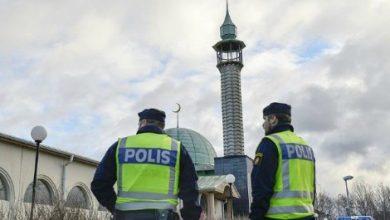 """Photo of تسجيل اعتداء على بناية مسجد بـ""""مالمو"""" السويدية"""