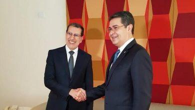 Photo of رئيس الحكومة يتباحث مع رئيس دولة الهندوراس سبل تطوير العلاقات الثنائية